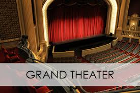Grand Theater Wausau Wi Seating Chart Facility Rental The Grand