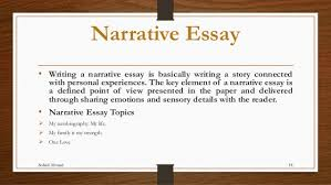 essay writing by sohail ahmed  18 narrative essay