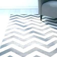 chevron rug runner grey rugs gray area the home de