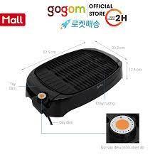 Bếp nướng điện Delites BN0NLS29 GOGOM-29 - Lò vi sóng