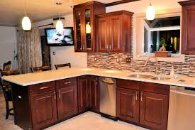 New Kitchens Kitchen Remodel New Tile Cabinets And Granite Countertops Ak