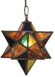 meyda tiffany 72849 moravian star multicolored tiffany outdoor pendant lamp loading zoom
