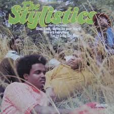 the stylistics 1971 st front cover