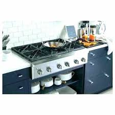 wolf gas stove top. 6 Burner Gas Stove Top Cafe Series Inch Rantop With Burners Wolf .