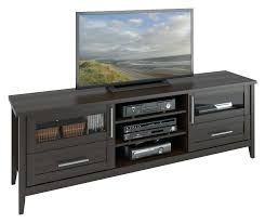 espresso tv stand s winsome wood with glass sliding doors ikea fireplace