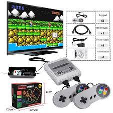 Có Video Test ) Máy Chơi Game 4 Nút Retro Mini -Phiên Bản Nâng Cấp 2020  -Cắm Cổng HDMI -2 Người Chơi ( Quà Tặng 1/6), Giá tháng 11/2020