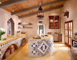 Best 25+ Mexican Style Kitchens Ideas On Pinterest | Hacienda with regard  to Mexican Style