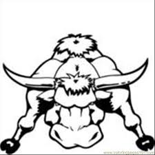 Small Picture Bull Coloring Pages keywords and pictures