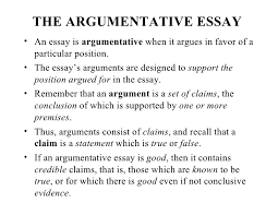 critical thinking and clear writing critical thinking and clear writing the argumentative essay <ul><li>an essay is argumentative when it argues