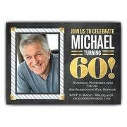 60th birthday invitations for him 60th birthday invitations paperstyle