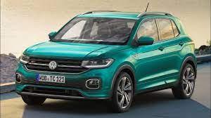 2019 Volkswagen T Cross Volkswagen City Suv Volkswagen Germany