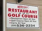 Bedford Trails Golf Course - Golf - 713 Bedford Rd, Lowellville ...
