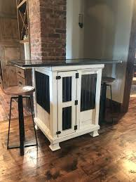 designer dog crate furniture room design plan. Dog Crate Console Table Designer Indoor Single Kennel Replace Your Wire  With A . Furniture Room Design Plan N