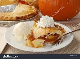 apple pie slice with whipped cream. Contemporary With A Slice Of Apple Pie With Vanilla Ice Cream And Whipped Throughout Apple Pie Slice With Whipped Cream F