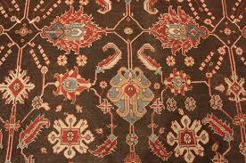 large oversized antique indian agra oriental rug 41340 yellow nazmiyal