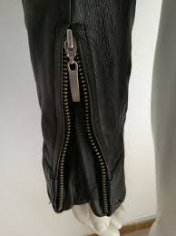 italian artisan leather soft leather jacket florence italy