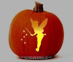 Tinkerbell Template 16 Printable Tinkerbell Pumpkin Templates Designs Free