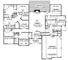 this home has two master suites! great idea for older kids, or Steel Structure House Plans traditional house plan first floor for home plan also known as the stovall park brick ranch home from house plans and more steel structure home plans