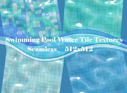 High Quality Full Perm Seamless Swimming Pool Water Tile Textures Shutterstock Second Life Marketplace Full Perm Seamless Swimming Pool Water