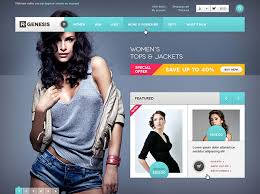 Photography Website Templates Mesmerizing 48 Best OpenCart Templates Web Graphic Design Bashooka