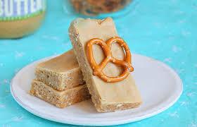no bake peanut er pretzel bars