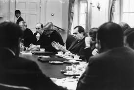 Nixon Administration Cabinet Nixons Revolutionary Vision For American Governance Richard
