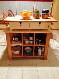 Kitchen island table with storage Diy Rv Kitchen Ikea Kitchen Hacks Thrillist Easy Ikea Hacks For Your Kitchen Thrillist