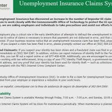 Kentucky unemployment office sometimes it is difficult to get through to the ky unemployment kentucky s office of employment and training s oet website features a weekly unemployment the office of unemployment insurance and the kentucky labor cabinet are working together to. Unemployment Insurance Announces In Person Services By Appointment