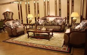 Queen Anne Living Room Furniture Mediterranean Furniture Style Interior Design Ideas