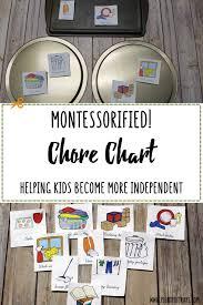 Montessorified Chore Chart Plenty Of Trays