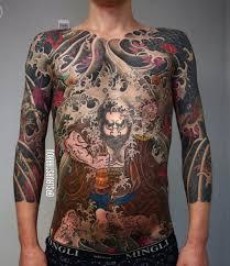 значения японских татуировок символика Slava Starkov