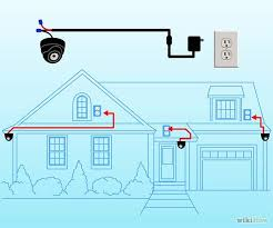 how to install a security camera system for a house quantum hi 629px install a security camera system for a
