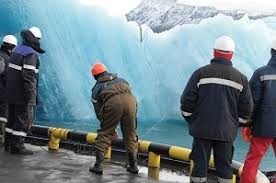 Роснефть разрабатывает систему управления ледовой обстановкой ПАО НК Роснефть 15 сентября 2017 г