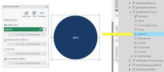Pie Measurement Chart Using A Pie Chart Data Visualizations Documentation
