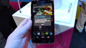 Alcatel One Touch Scribe X hands-on ...
