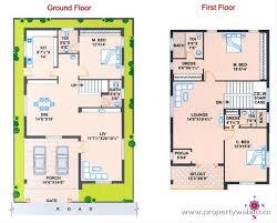 duplex house plans for 3040 site 30 40 site duplex house plan large
