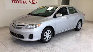 Silver 2012 Toyota Corolla CE Review null - Grand Toyota - YouTube