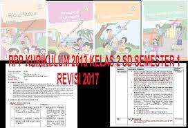 Administrasi pembelajaran ( sd ) 8. Unduh Perangkat Pembelajaran Kurikulum 2013 Kelas Ii Sd Revisi 2017 Portal Edukasi Dikdas