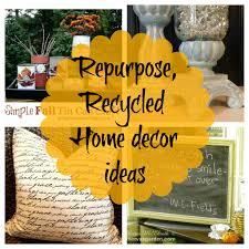 Stylish Repurposed Furniture  BlogtreetopiacomRepurposed Home Decor