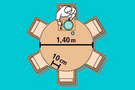 Mas você sabe como calcular o melhor tamanho para a mesa de jantar? Como Calcular O Tamanho De Uma Mesa De Jantar Com Seis Lugares Casa Com Br
