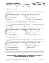 Template Feedback Restaurantorm Customer Sample Questions Resume
