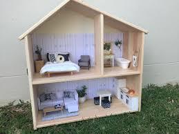 dolls house furniture ikea. Delighful Ikea Modern Dollhouse IKEA Flisat 112 Scale Monochrome Scandi Interior Follow  Onebrownbear On To Dolls House Furniture Ikea Y