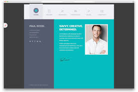 Resume Website Template Make Best Html Templates For Awesome