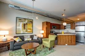 Lovely Lofts At The Highlands Apartments In St. Louis