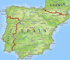 General characteristics and content maps: Pin On Espana