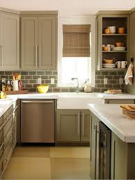 Marvelous Make A Small Kitchen Look Larger   Use A Low Contrast Color Scheme.