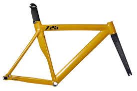Leader 725 Frame I806 Fork Gold Lit Gloss