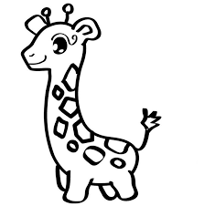Small Picture Small Giraffe Coloring PagesGiraffePrintable Coloring Pages Free