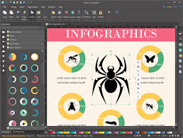 Offline Infographics Software Create Infographics Easily