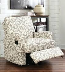 best chairs dakota swivel glider recliner linen belmont leather